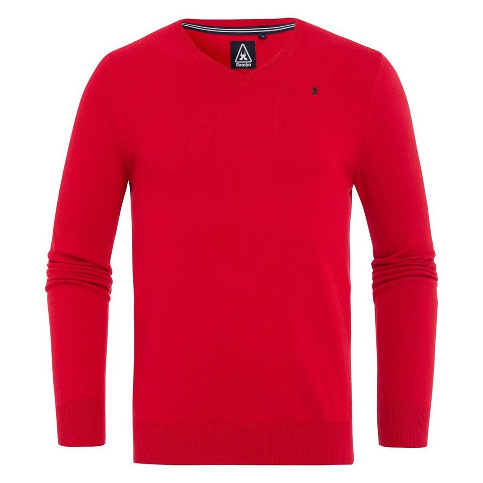 Gaastra Pullover in rot