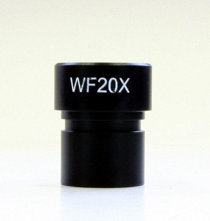 BRESSER Mikroskop »BRESSER DIN Weitfeld-Okular WF20x«