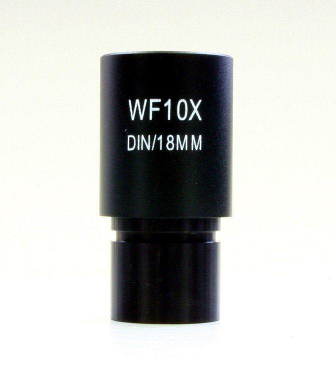 BRESSER Mikroskop »BRESSER DIN Weitfeld-Okular WF10x«