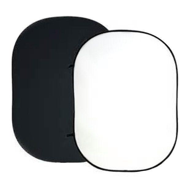 Bresser Fotostudio »Faltbarer Hintergrund 180x240cm schwarz/weiß«