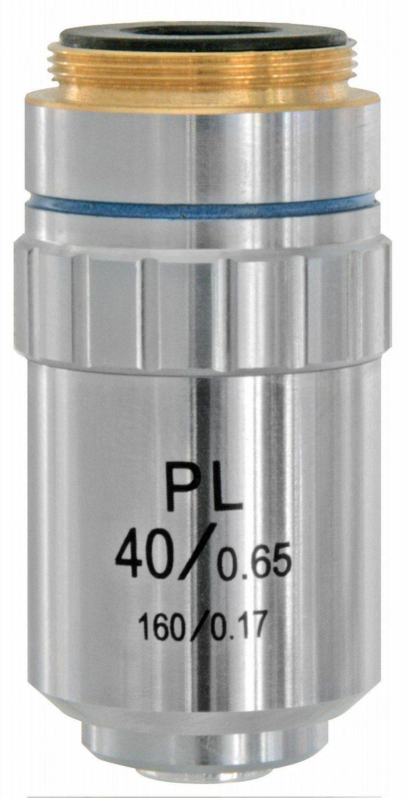 Bresser Mikroskop »BRESSER Planachromat Objektiv 40x«