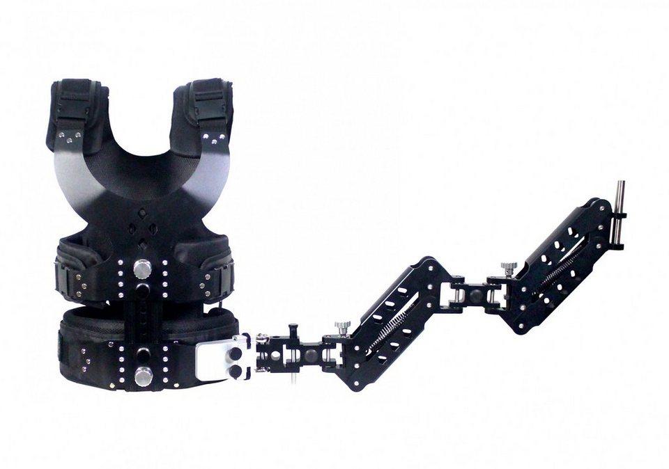 BRESSER Fotostudio »MS-8779 Foto/Video-Weste mit doppeltem Magic Arm«