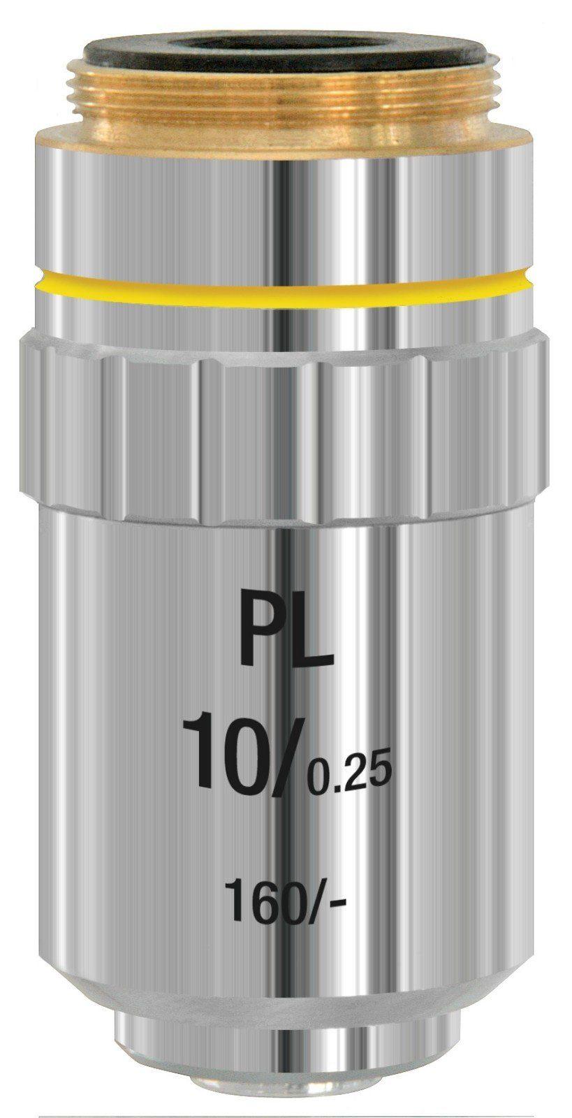 BRESSER Mikroskop »BRESSER Planachromat Objektiv 10x«