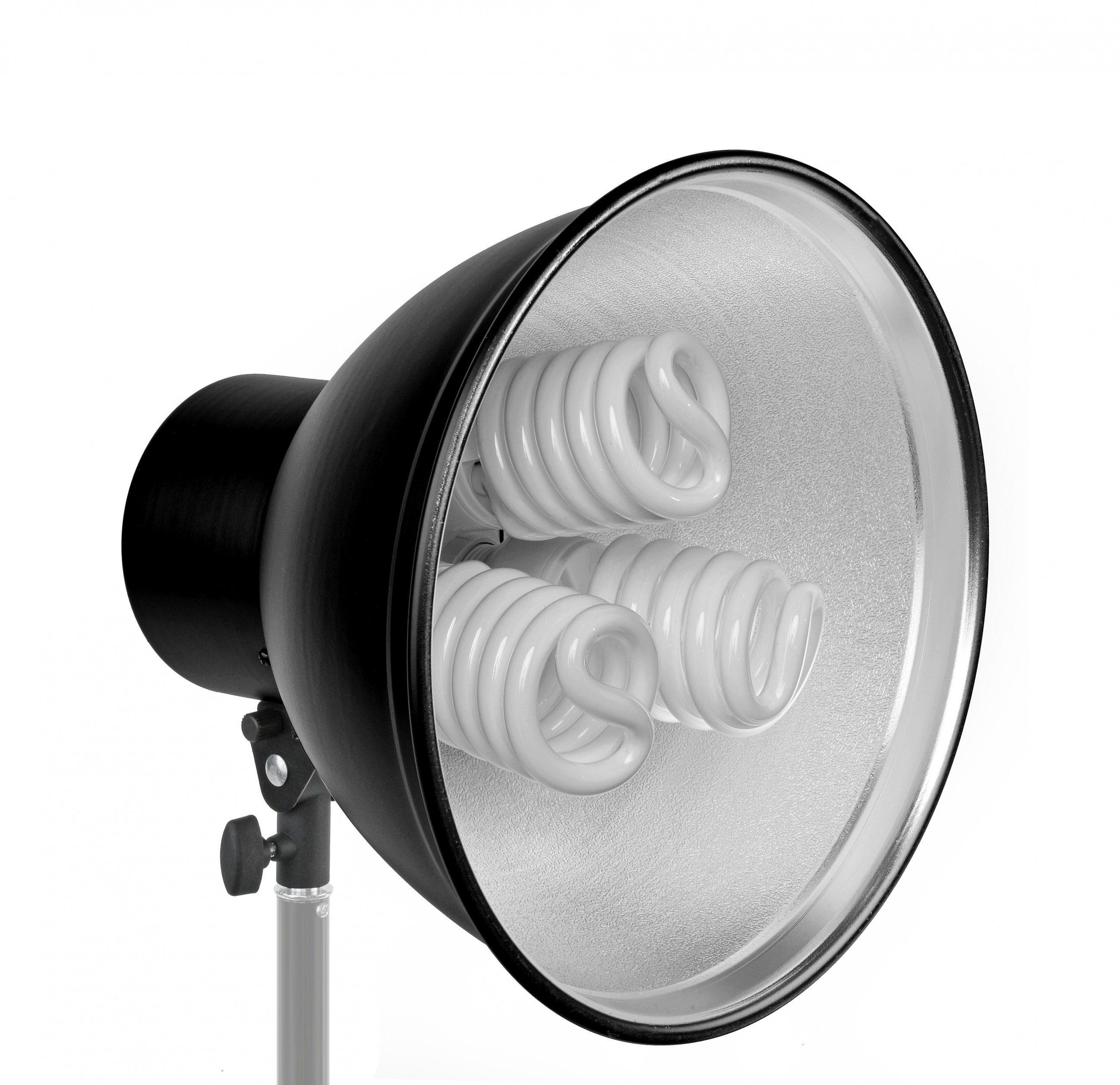 BRESSER Fotostudio »BRESSER MM-12 Lampenhalter 31cm für 3 Lampen«
