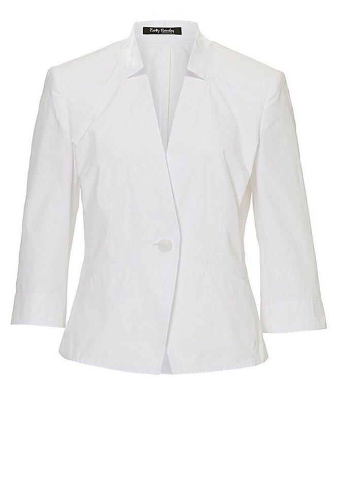 Betty Barclay Damenblazer in Weiß - Weiß