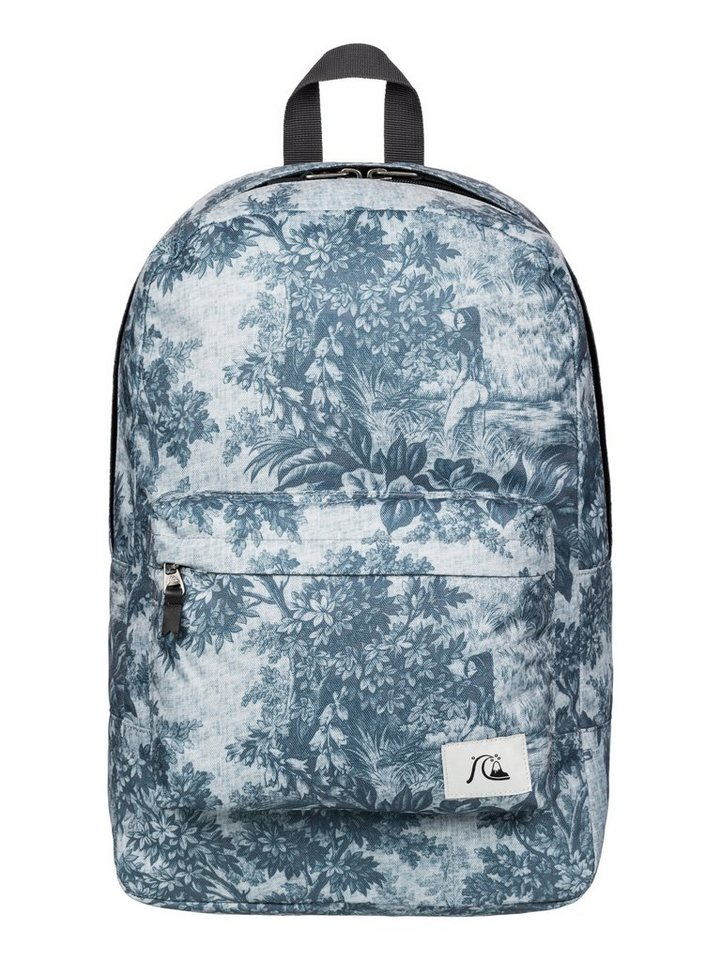 Quiksilver Rucksack »Night Track Print« in sunset tunnels snow white