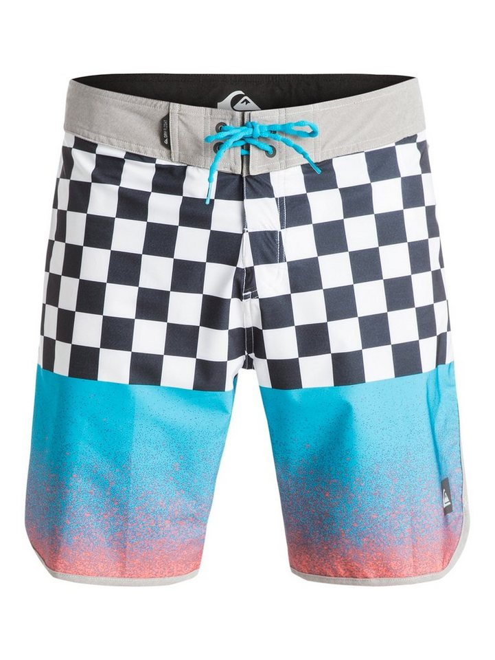 Quiksilver Boardshort »AG47 OG Scallop 18« in turkish sea