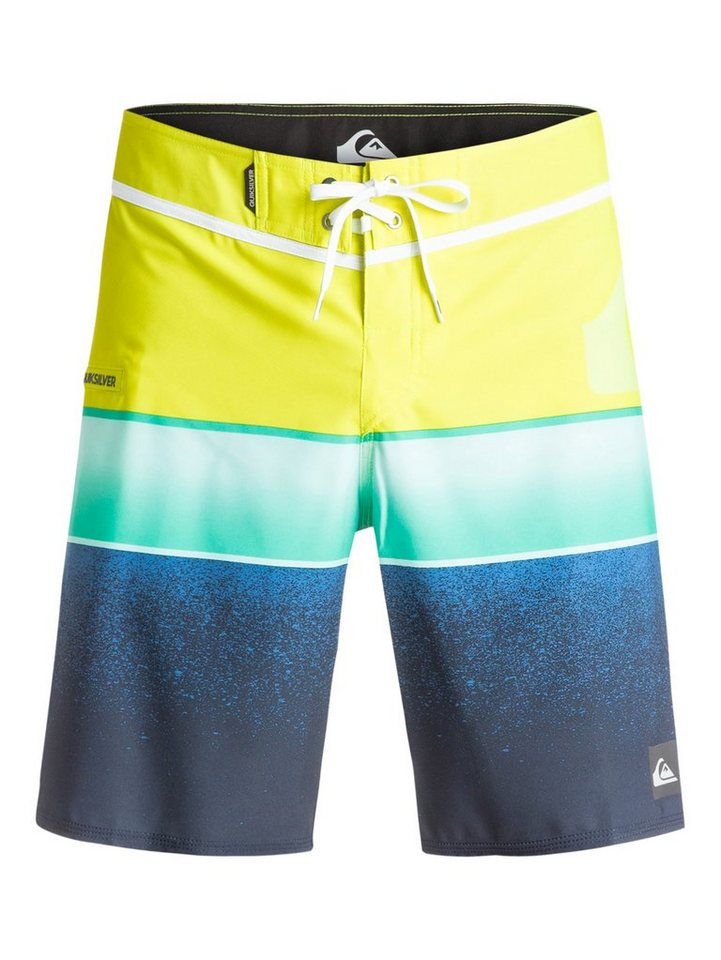 Quiksilver Boardshort »Everyday Sunset 19« in sunset safety yellow
