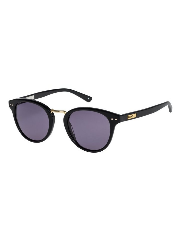 Roxy Sonnenbrille »Joplin« in Black-gold/blue