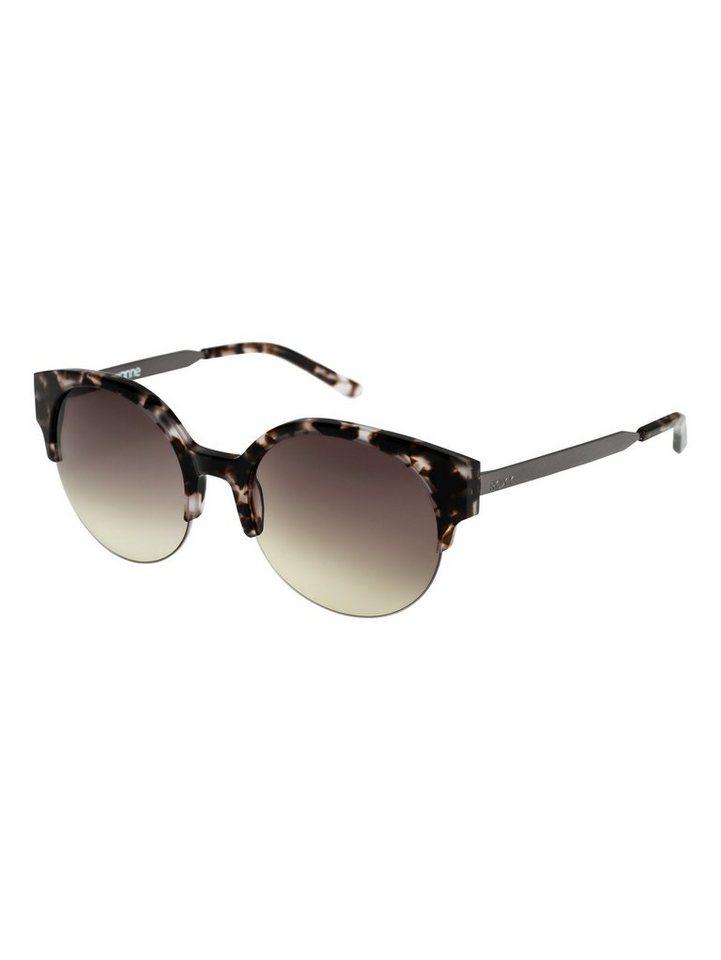 Roxy Sonnenbrille »Roxanne« in Shiny black gold/grey