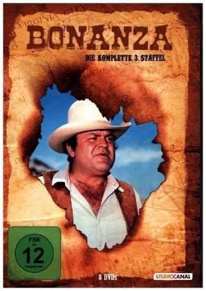 DVD »Bonanza - 3. Staffel«