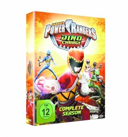 DVD »Power Rangers - Dino Charge: Complete Season...«