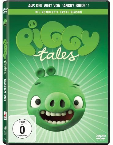 DVD »Piggy Tales - Die komplette erste Season«