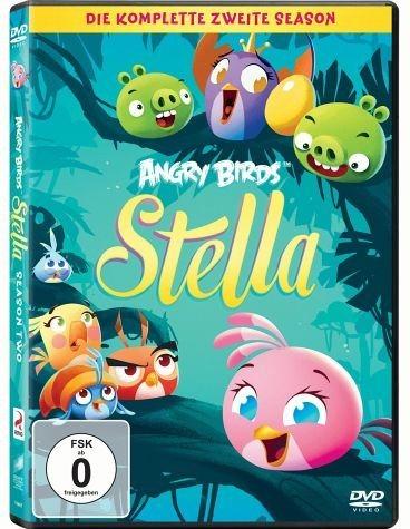 DVD »Angry Birds: Stella - Die komplette zweite Season«