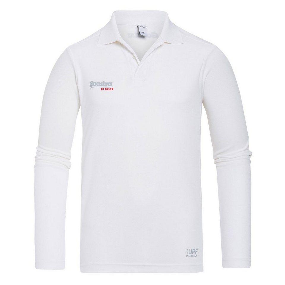 Gaastra Rugbyshirt in weiß