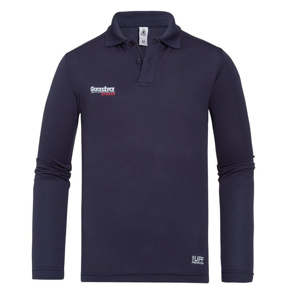 Gaastra Rugbyshirt in navy
