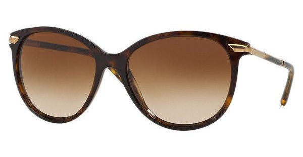 Burberry Damen Sonnenbrille » BE4186« in 300213 - braun/braun