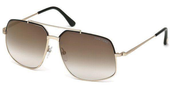 Tom Ford Damen Sonnenbrille »Ronnie FT0439«