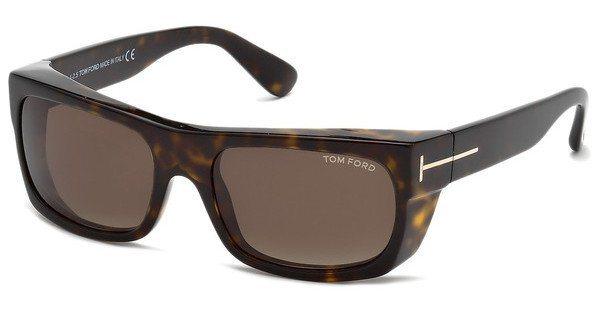 Tom Ford Herren Sonnenbrille » FT0440« in 52K - braun/braun
