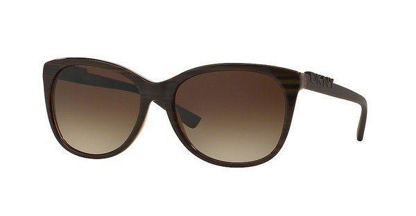 DKNY Damen Sonnenbrille » DY4126« in 366713 - braun/braun