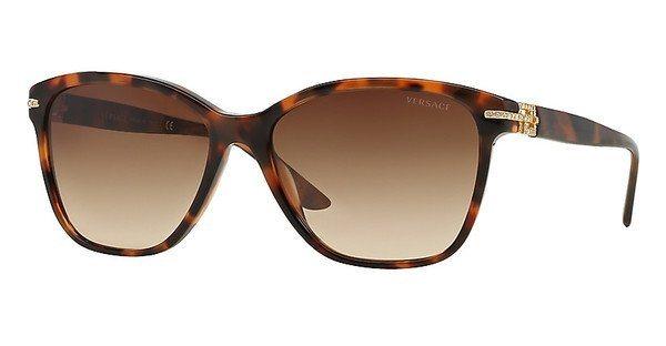 Versace Damen Sonnenbrille » VE4290B« in 944/13 - braun/braun