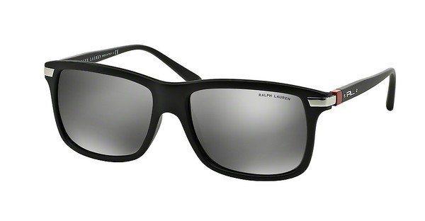 Polo Herren Sonnenbrille »AUTOMOTIVE EVOLUTION PH4084« in 52846G - schwarz/ silber