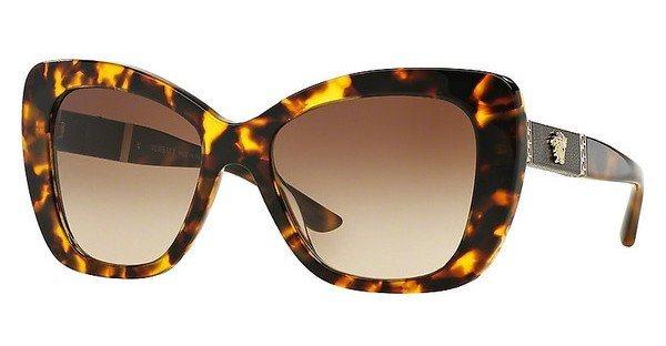 Versace Damen Sonnenbrille » VE4305Q« in 514813 - braun/braun