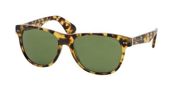Ralph Lauren Herren Sonnenbrille » RL8129P« in 500452 - braun/grün