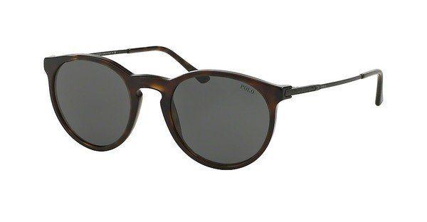 Polo Damen Sonnenbrille » PH4096« in 500387 - braun/grau