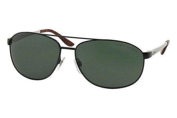 Ralph Lauren Herren Sonnenbrille » RL7048« in 928171 - schwarz/grün
