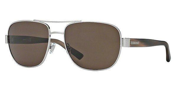 DKNY Herren Sonnenbrille » DY5079« in 100473 - schwarz/braun