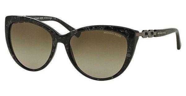 MICHAEL KORS Michael Kors Damen Sonnenbrille »GSTAAD MK2009«, grün, 303913 - grün/braun