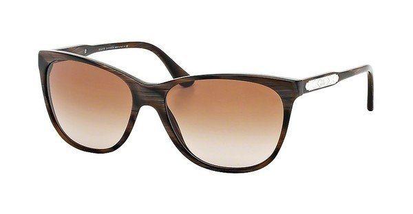 Ralph Lauren Damen Sonnenbrille »WESTERN EVOLUTION RL8120« in 547213 - braun/braun