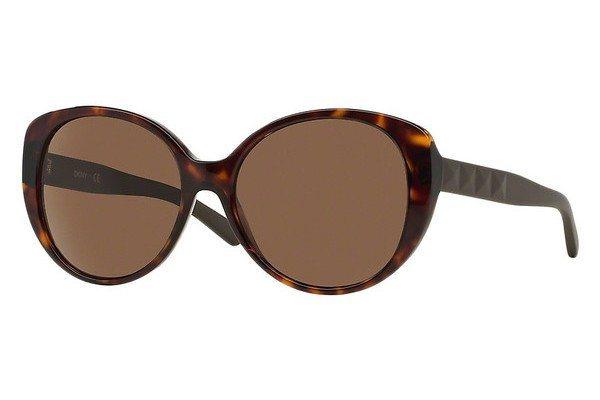 DKNY Damen Sonnenbrille » DY4124« in 301673 - braun/braun
