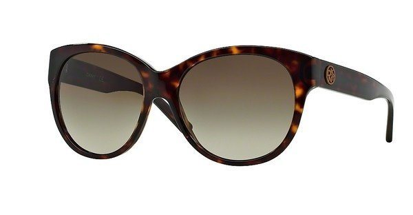 DKNY Damen Sonnenbrille » DY4113« in 301613 - braun/braun