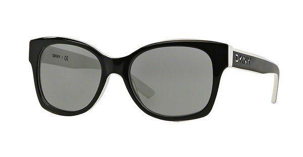 DKNY Damen Sonnenbrille » DY4132« in 362787 - schwarz/grau