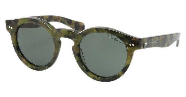 Ralph Lauren Damen Sonnenbrille » RL8071W« in 543652 - grün/ grün
