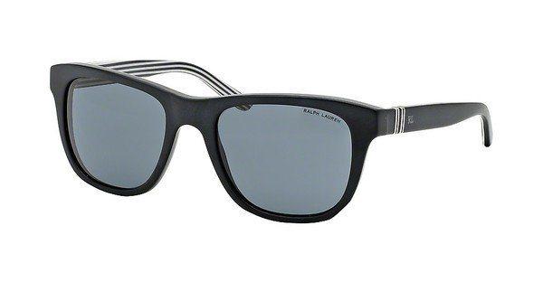 Polo Herren Sonnenbrille » PH4090« in 546187 - schwarz/grau