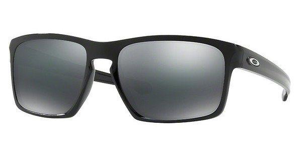 Oakley Herren Sonnenbrille »SLIVER OO9262« in 926204 - schwarz/schwarz