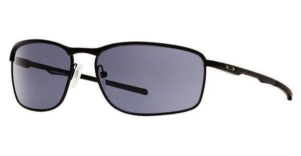 Oakley Herren Sonnenbrille »CONDUCTOR 8 OO4107« in 410701 - schwarz/grau