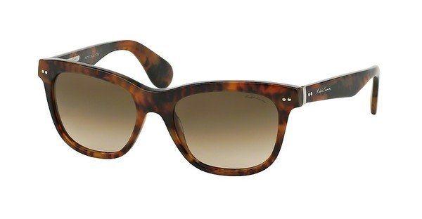 Ralph Lauren Damen Sonnenbrille » RL8119W« in 501751 - braun/braun