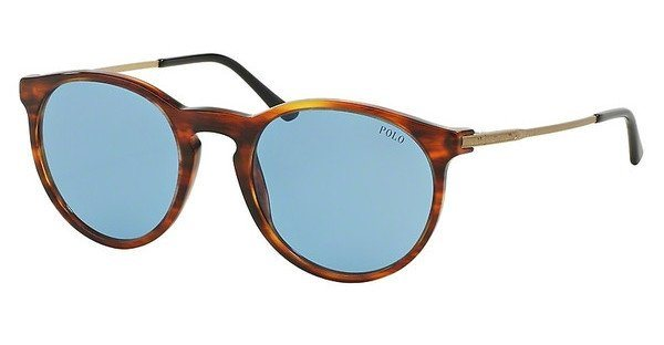 Polo Damen Sonnenbrille » PH4096« in 500772 - braun/blau