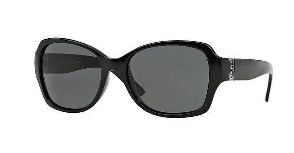 DKNY Damen Sonnenbrille » DY4111« in 300187 - schwarz/grau