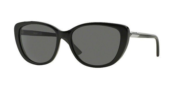 DKNY Damen Sonnenbrille » DY4121« in 300187 - schwarz/grau