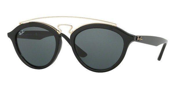 RAY-BAN Damen Sonnenbrille » RB4257« in 601/71 - schwarz/grün