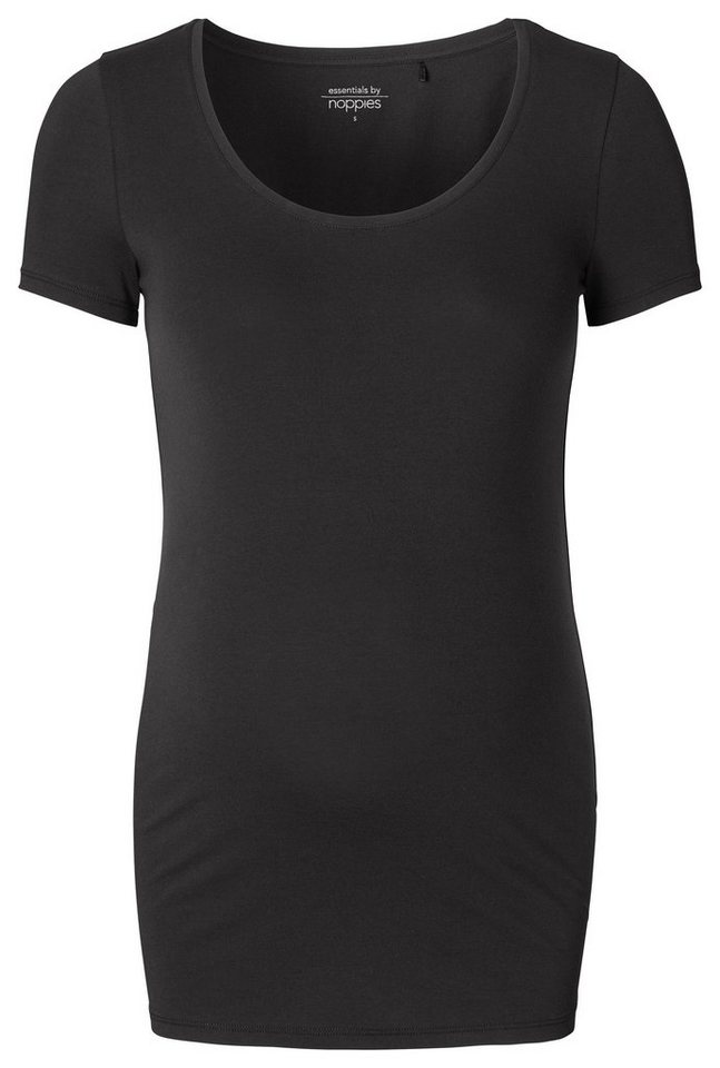NOPPIES T-shirt »Amsterdam« in Black