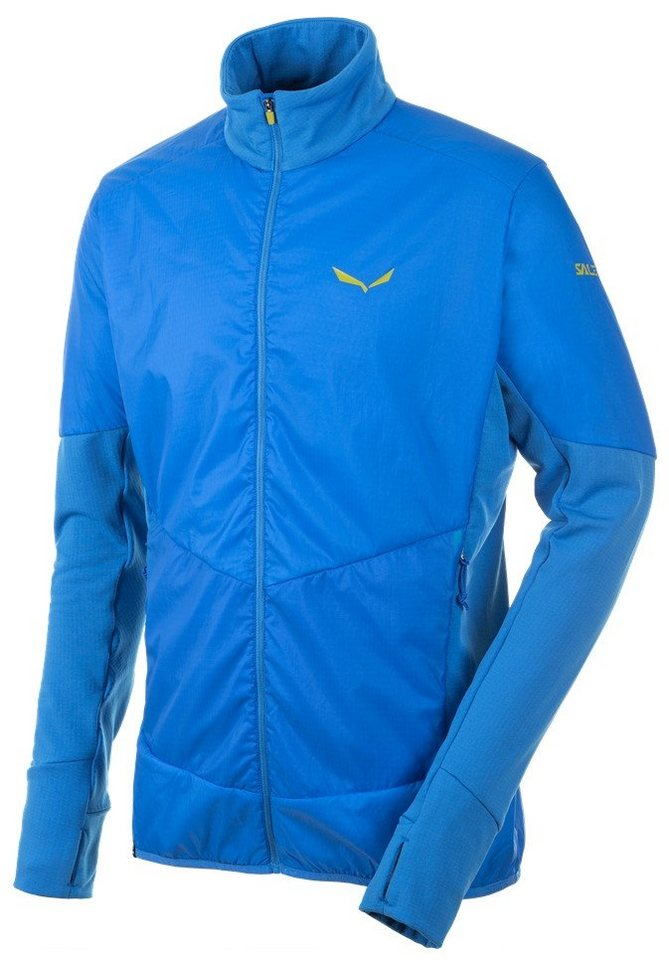 Salewa Outdoorjacke »Pedroc PTC Alpha Jacket Men« in blau