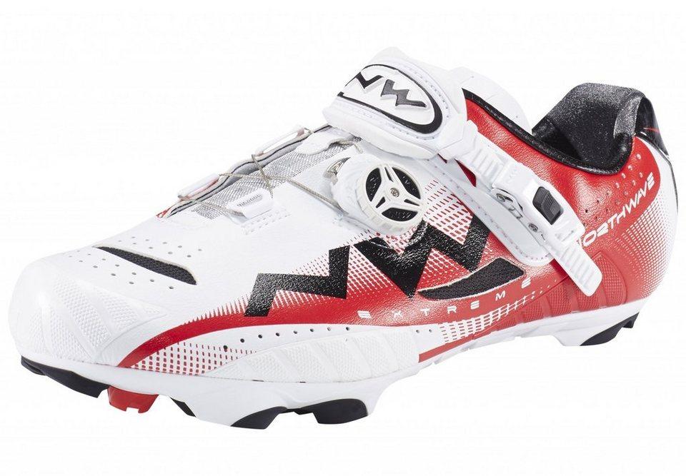 Northwave Fahrradschuhe »Extreme Tech Shoe Men« in weiß