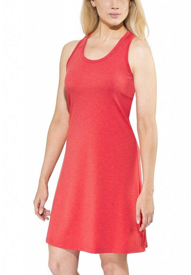 Columbia Kleid »Saturday Trail II Knit Dress Women« in pink