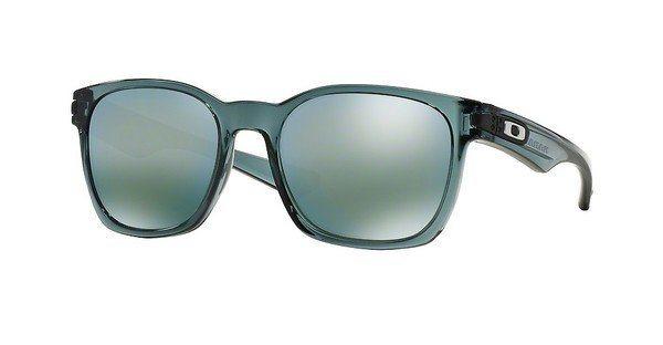 Oakley Herren Sonnenbrille »GARAGE ROCK OO9175« in 917523 - schwarz/grün